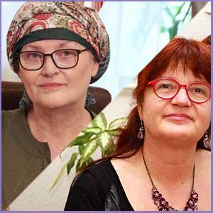 Speaker - Rita Kaya & Gudrun Thielmann