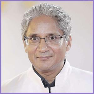 Speaker - Dr. Rajan Sankaran