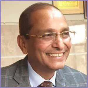 Speaker - Prof. Dr. Pradeep Kumar Gupta