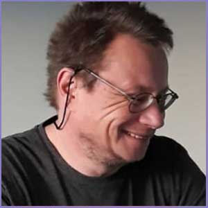 Speaker - Lars Friedrich