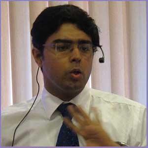 Speaker - Dr. Saptarshi Banerjea B.H.M.S., M.D.(Hom.).