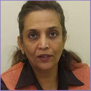 Speaker - Dr. Anita S. Salunkhe