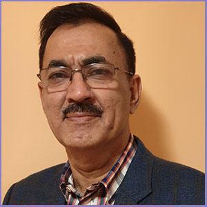 Speaker - Dr. Yogesh Sehgal