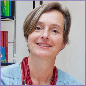 Speaker - Dr. Beatrix Gessner