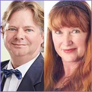Speaker - Dr. Michaela Dane & Dr. Miguel Corty Friedrich